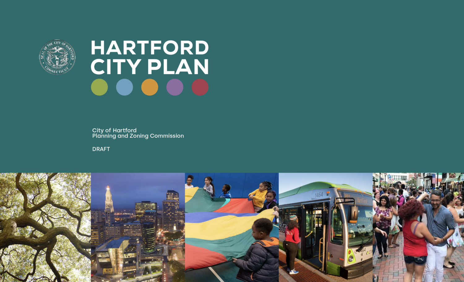 Hartford City Plan Cover
