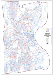 2010 Census Tracts and Block Groups