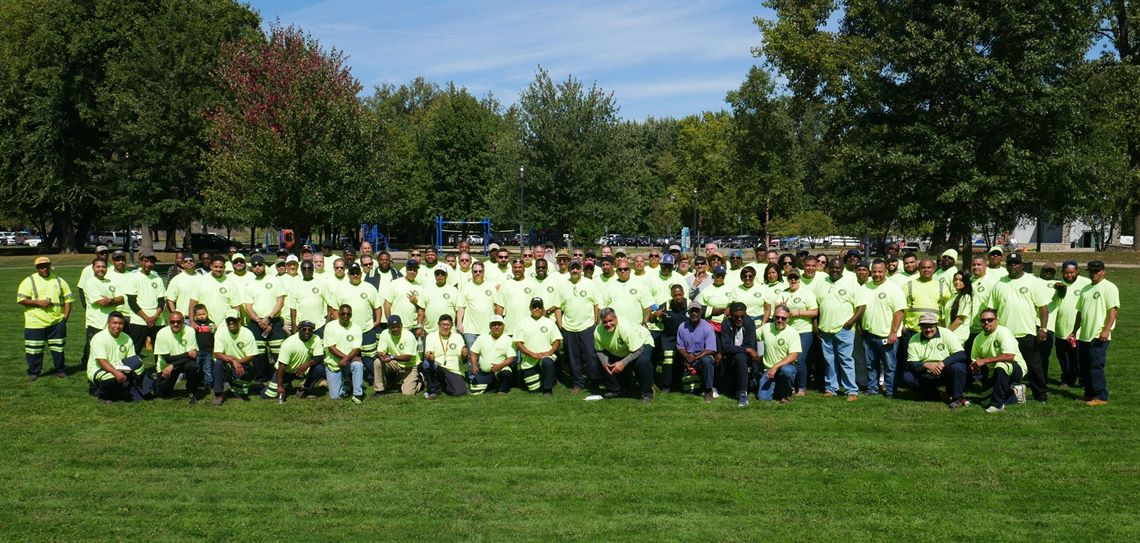 DPW Employees